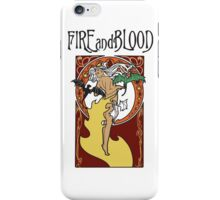 First of Her Name (Game of Thrones Shirt) iPhone Case/Skin