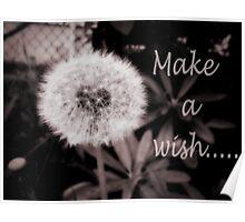 Make a wish.... Poster