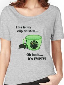 My cup of CARE... Women's Relaxed Fit T-Shirt
