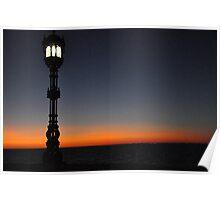 Twilight at Cadiz # 2 Poster
