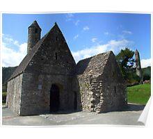 Glendalough1 Poster