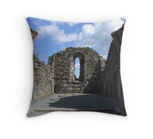 Glendalough2 Throw Pillow