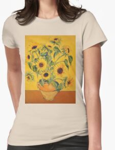 'A Brush with Vincent'.  T-Shirt