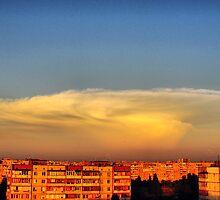 mushroom cloud by Max Muzichuk