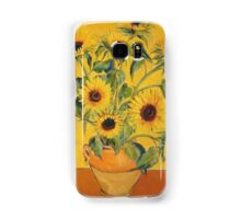 'A Brush with Vincent'.  Samsung Galaxy Case/Skin