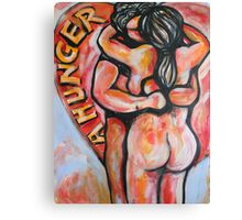 A Hunger Canvas Print