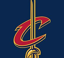 Cleveland Cavaliers by silverbrush