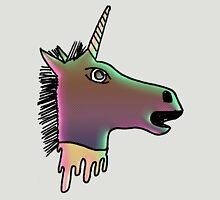 uni the severed unicorn head Unisex T-Shirt