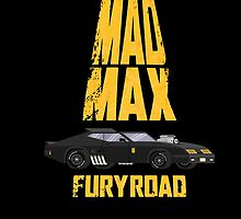 Mad Max Furious by tomatosoups