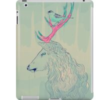 dreamy deer iPad Case/Skin