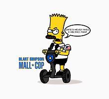 Blart Simpson: Mall Cop  Unisex T-Shirt