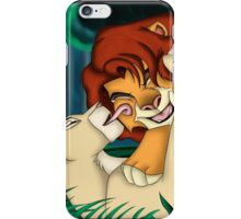 Can You Feel The Love Tonight? iPhone Case/Skin