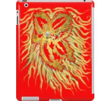 Lunar view of Earth one second before noon 12-12-20?? iPad Case/Skin