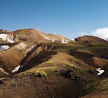 Landmannalaugar mountains by thonycity