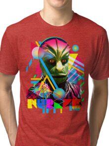 NU REPTILIAN 5 Tri-blend T-Shirt