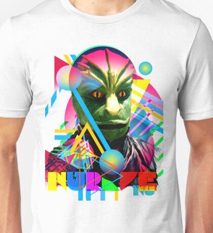 NU REPTILIAN 5 Unisex T-Shirt