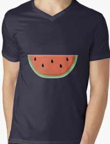 Watermelon Mens V-Neck T-Shirt