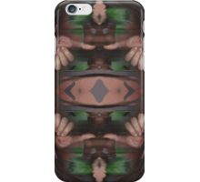 Flesh mandala N°1 iPhone Case/Skin