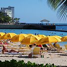 Waikiki Beach - cropped (2) by Dusker