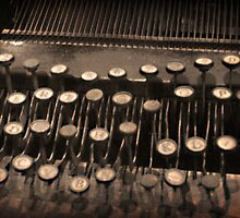 Typewriting by Gudrun Eckleben