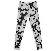 Dalmatian Fur Print Leggings