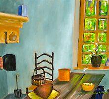 Valley Forge Kitchen by Marita McVeigh