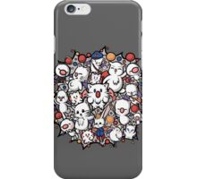 Pom Pom Party iPhone Case/Skin