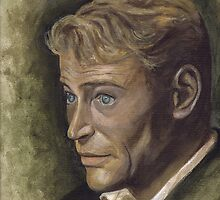 Peter O'Toole by bournemonkey