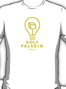 WoW Brand - Holy Paladin (Alternate) T-Shirt