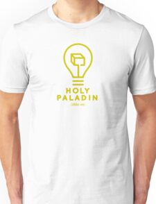 WoW Brand - Holy Paladin (Alternate) Unisex T-Shirt