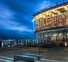Live Bait - Docklands by Alexandre Barreto