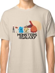 Monsters of the Galaxy Classic T-Shirt