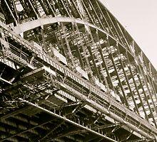Sydney Harbor Bridge by Alice Weller