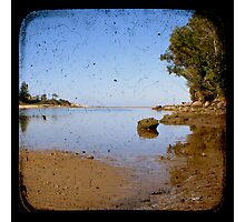 Lake Cathie Through The Viewfinder (TTV) Photographic Print