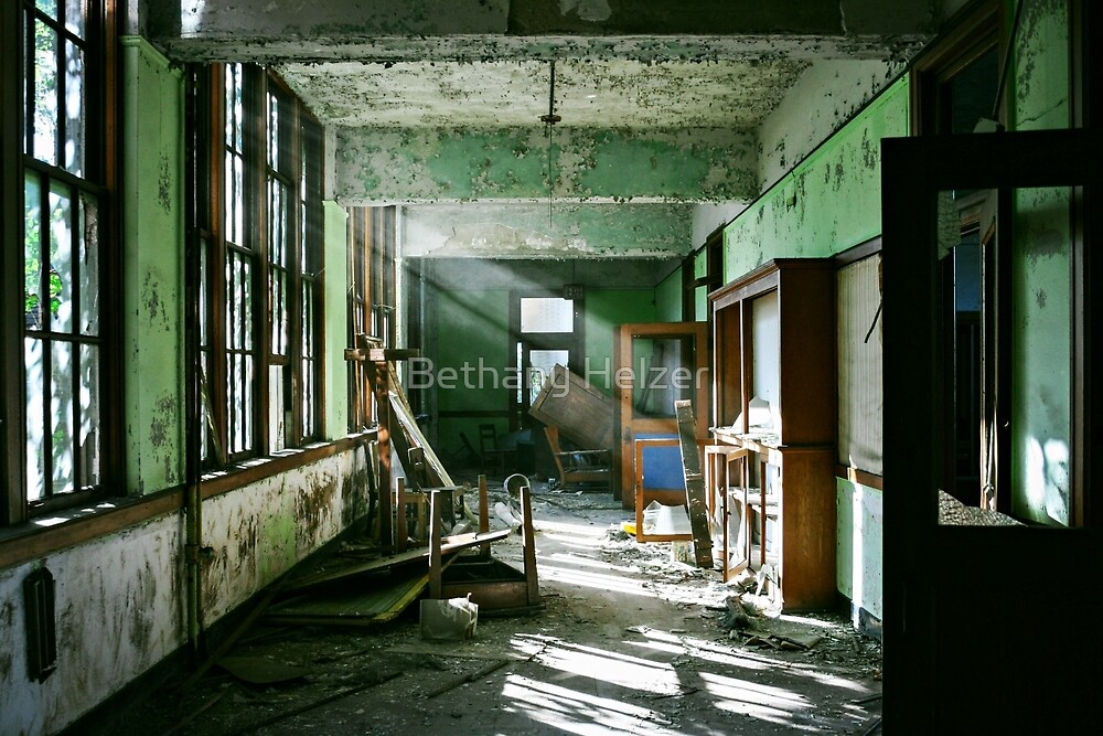 Green School by Bethany Helzer