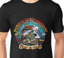 Pirate Casino Unisex T-Shirt