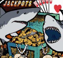Pirate Casino Sticker