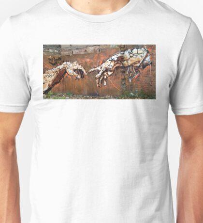 Hands, Brick Lane Unisex T-Shirt