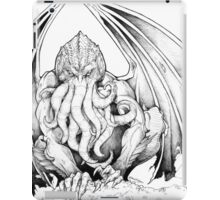 God-being CTHULHU  iPad Case/Skin