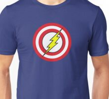 Captain Flash Unisex T-Shirt
