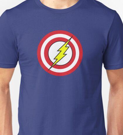 Captain Flash Unisex T-Shirt