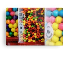 Candy color Metal Print