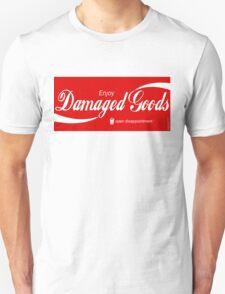 Damaged Goods Unisex T-Shirt