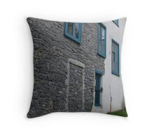 Where the door once was.......... Throw Pillow