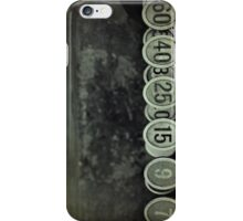 Numbers iPhone Case/Skin