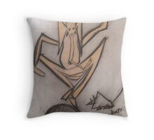 Ganesha!! Throw Pillow