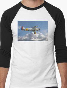 Hawker Nimrod I S1581/573 G-BWWK Men's Baseball ¾ T-Shirt