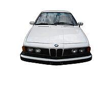 Classic BMW Photographic Print