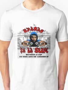 Obama's In Da House Unisex T-Shirt