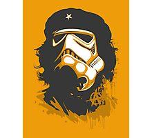 Che Guevara Trooper Photographic Print